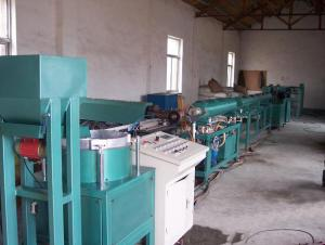 Melt Flow Type Plastic Drip Irrigation Pipe Plastic Vacuum Forming Machinery