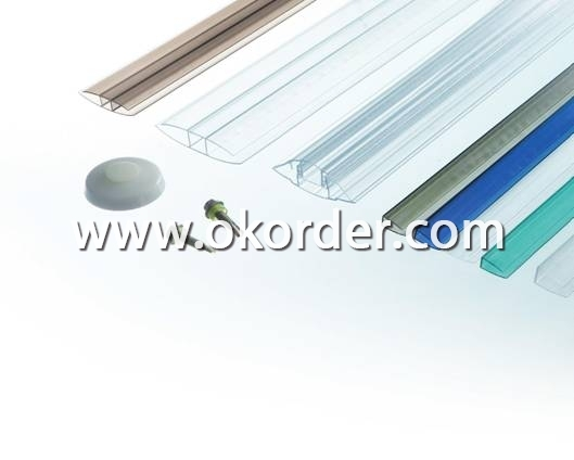 Polycarbonate Sheet Accessories