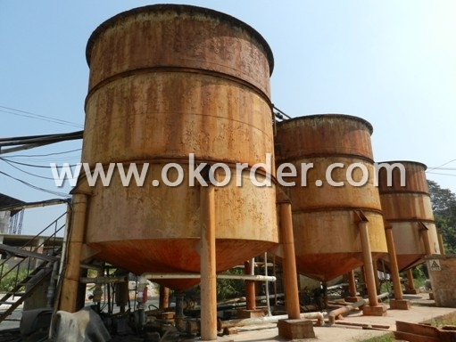 Equipment of Iron Oxide