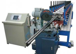Metallic Raceway Roll Forming Machine