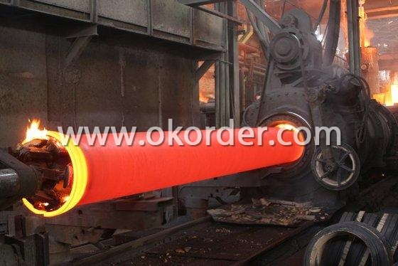 Push On joint T type ductile iron Pipe