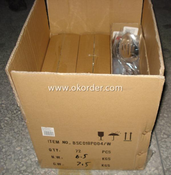 Packing Of S/S Kitchen Utensil-006