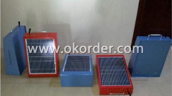 Solar Polycrystalline Series