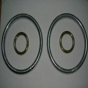 Fashion High Quality Metal Steel Bag Ring,