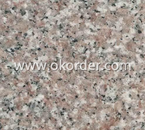 Granite tile of Artificial Stone  Pink Rose