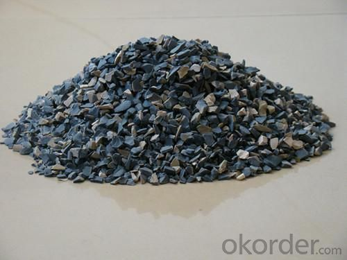 Calcined Bauxite Rotary Kiln Al2O3 90%