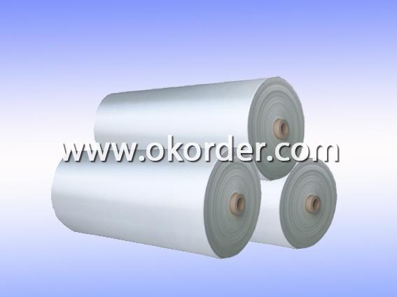 fiberglass polyester paving mat