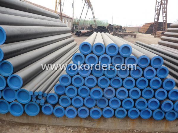 LSAW welded steel pipe