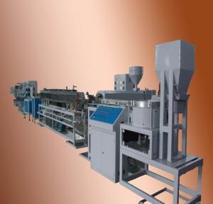 Melt Flow Type Plastic Drip Irrigation Pipe Plastic Vacuum Forming Machinery