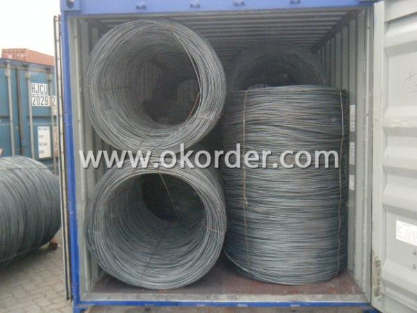 wire rod in container1