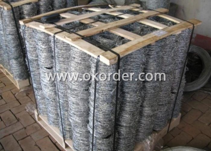 Stainless Steel Razor Wire Delivery