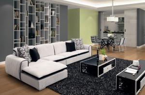 Corner Sofa Fabric Style
