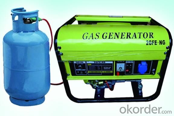 Portable Gas Generation