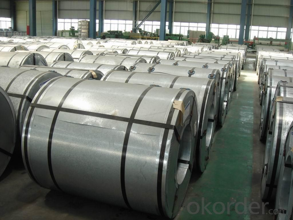 Hot Dip Galvanized Steel Coil-Regular Spangle