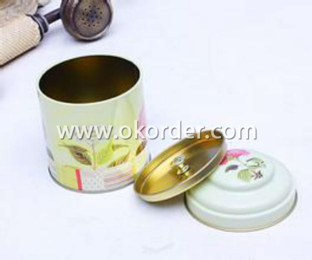 Tinplate For Coffee And Tea Can