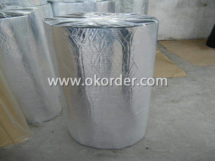 water and vapor insulation membrane