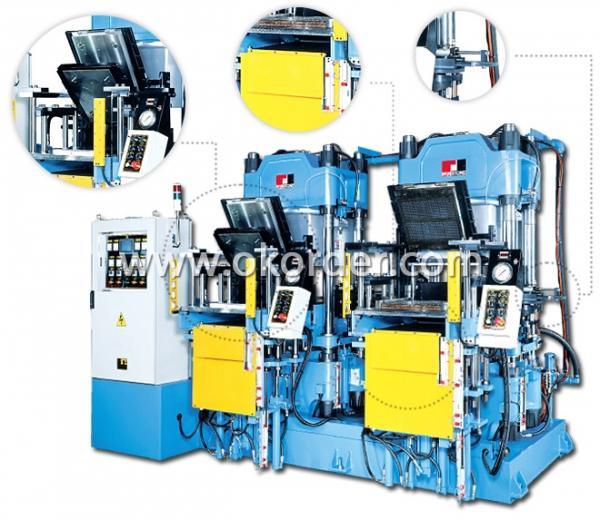 Plastic Vacuum Forming Machine 750/1000
