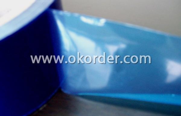 Blue PE Protective Film W120-50TB