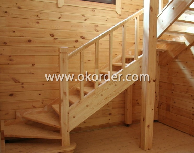simple designed staircase