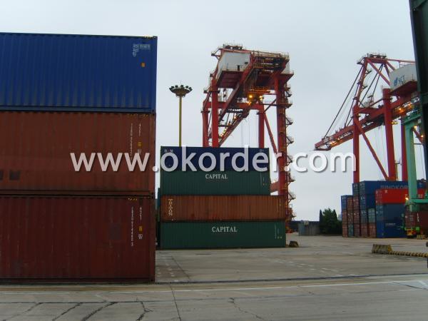 Port for Steel Bar