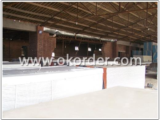 gypsum board factory