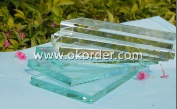 2-25mm Ultra Clear Float Glass