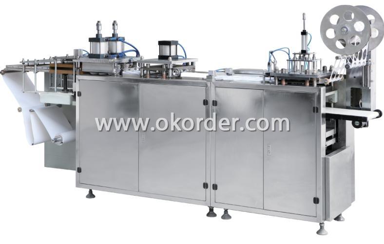 Automatic High Speed Vacuum Plastic Forming Machine