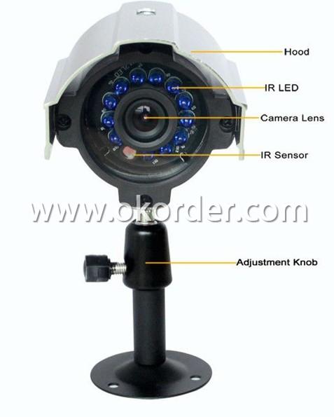 IR Waterproof Camera