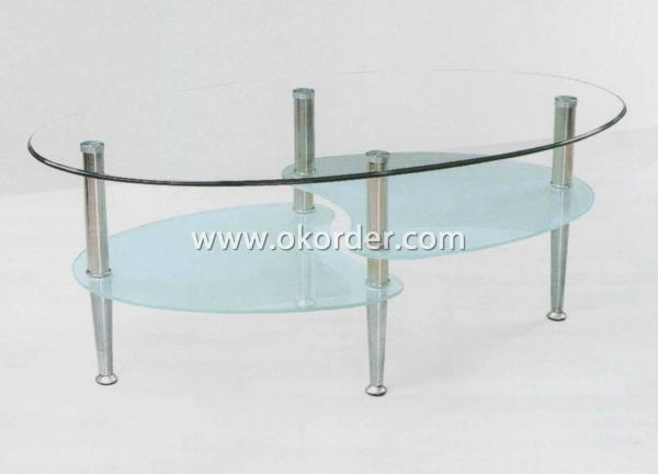 ultra clear low iron float glass for furniture such as table