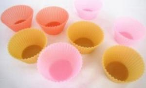 Any Color Silicone Bakeware Muffin