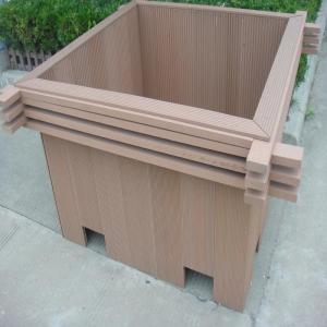 Wood Plastic Composite Post CMAX126S126