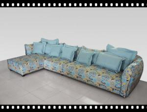 Corner Sofa With Sofabed ZWL-06