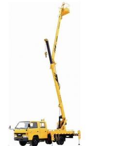 Aerial Lift Work Truck