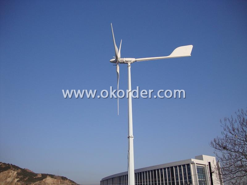 Wind Turbine mainbofy of CNM-10KW For Factories