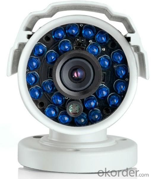 Outdoor 600TVL Sony CCD Very Small Video Camera