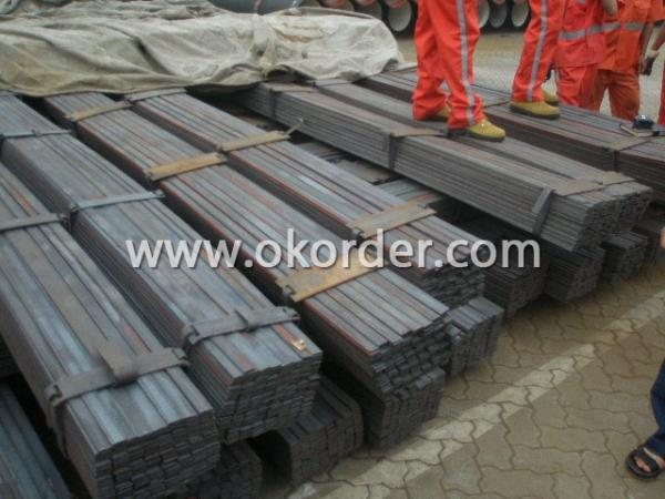 Packing of High Quality Mild Steel Flat Bar