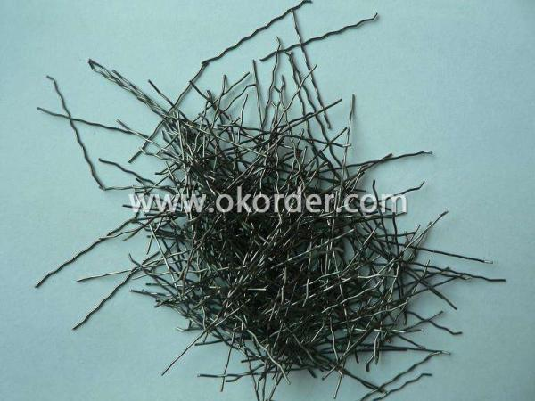 The Steel Fiber for Concrete is widely used for various Construction.