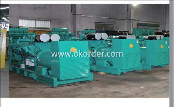 Gas Genertion 2kw-500kw