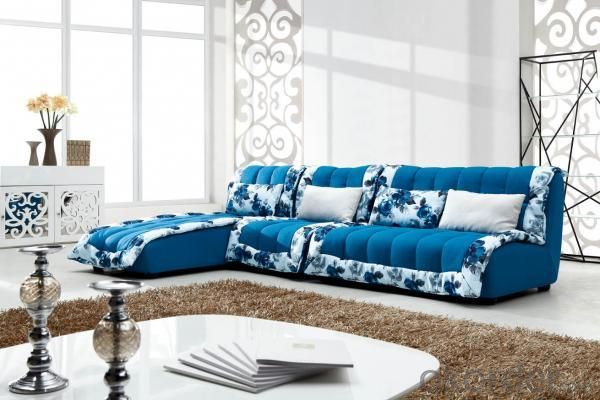 High Quality Fabric Sofa Set ZWL-05