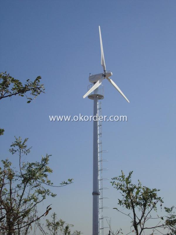 Wind Turbine Mainbody of CNBM-20KW
