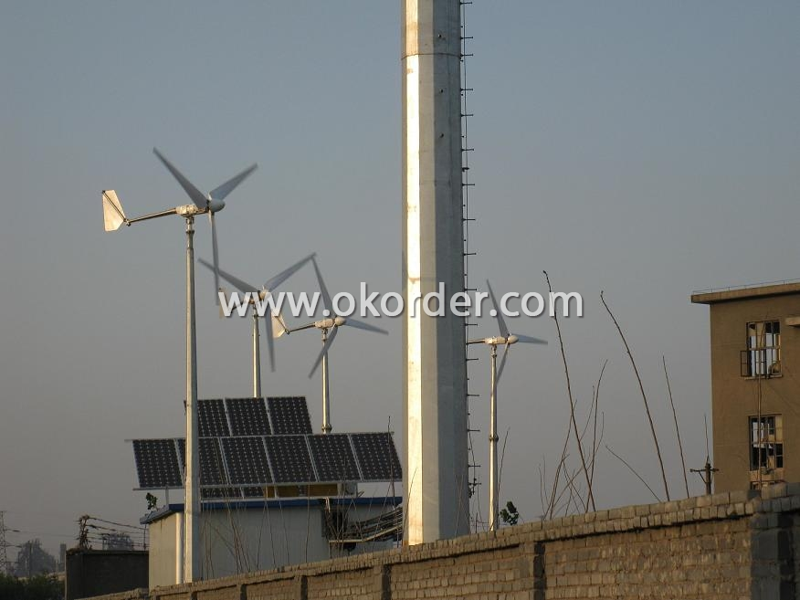 CNBM-1KW Wind Turbine for Communication Station