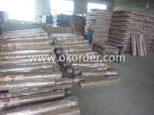 Galvanized Welded Wire Mesh packing