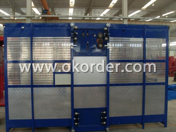 Building Hoist SC250