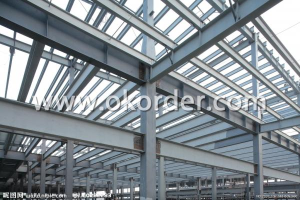Hot Rolled Steel I Beam