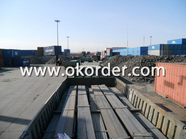Shipping of Steel Flat Bar