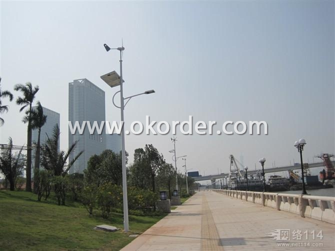 FRP Lighting Pole D50