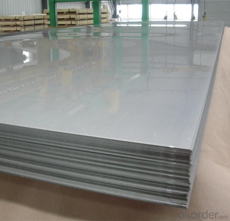 China Manufacturer of High Quality Aluminum Plates 3XXX