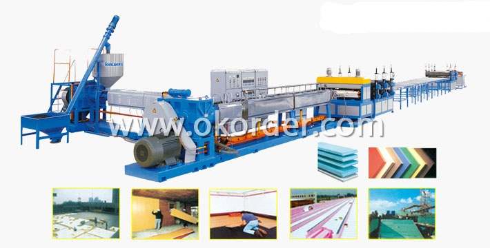 PVC Board Foam Machine
