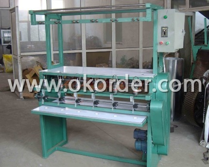 Cord Knitting Machine