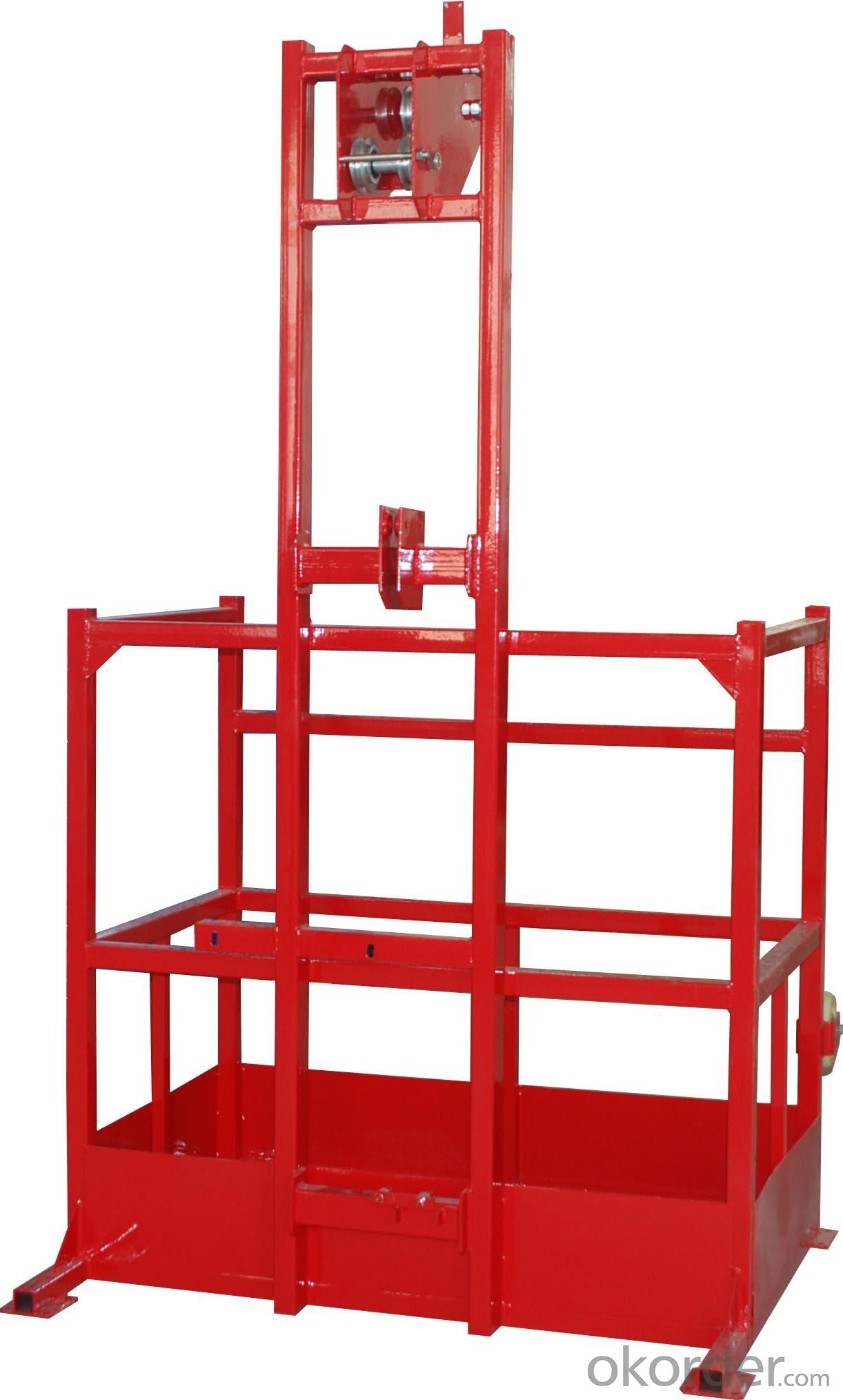 Suspended Platform Single seater